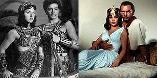 Güzelliği ve Bilgeliğiyle Bilinen Yarı İnsan Yarı Cin Olan Antik Çağın Kraliçesi Belkıs ile Sultan Süleyman'ın Aşkı