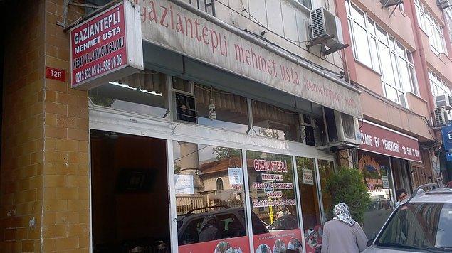 6. Gaziantepli Mehmet Usta