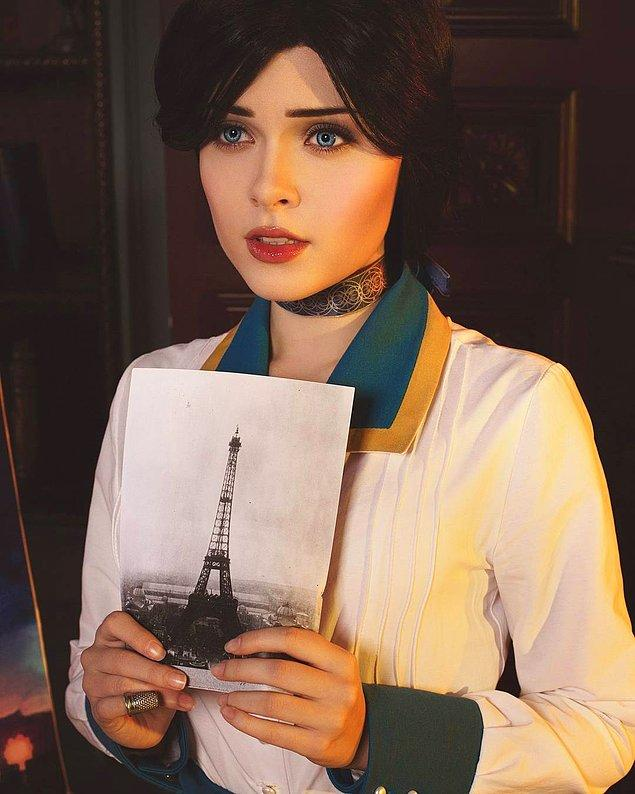 11. Elizabeth - BioShock