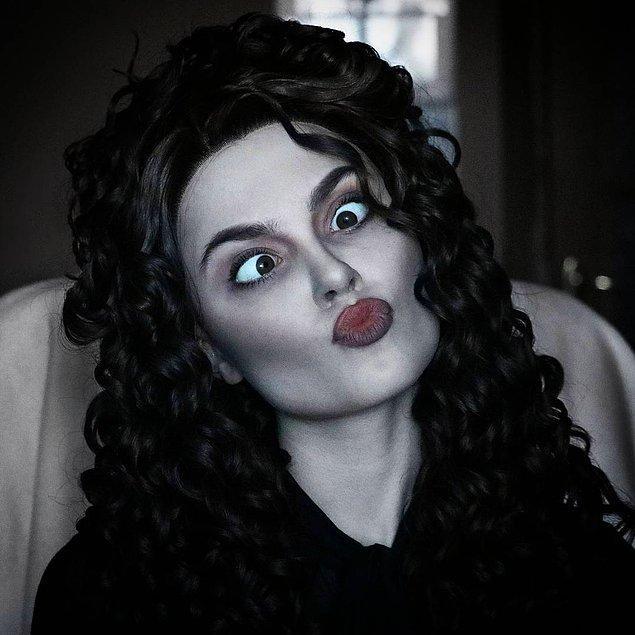 18. Bellatrix Lestrange - Harry Potter