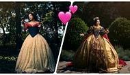 Disney Prensesleri Kraliçeye Dönüşürse? İşte Hayal ve Gerçeği Bir Araya Getiren Muhteşem Fotoğraflar