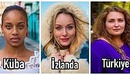 60 Farklı Ülkeden Kadın Fotoğraflarıyla, Standart Güzellik Anlayışına Meydan Okuyan Proje!
