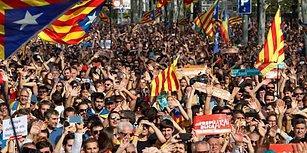 Avrupa'nın Kalbinde Kriz: Katalonya Bağımsızlık İlan Etti, İspanya Özerk Yönetimi Feshetti