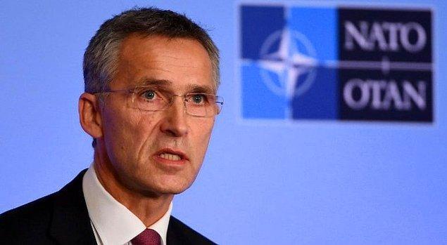 """NATO: """"İspanya'nın içişleriyle ilgili bir konu"""""""