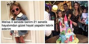 Hayal Ettiğimiz Hayatı Yaşayan Melisa Ilıcalı'nın Doğum Günü Partisi Dillere Düştü