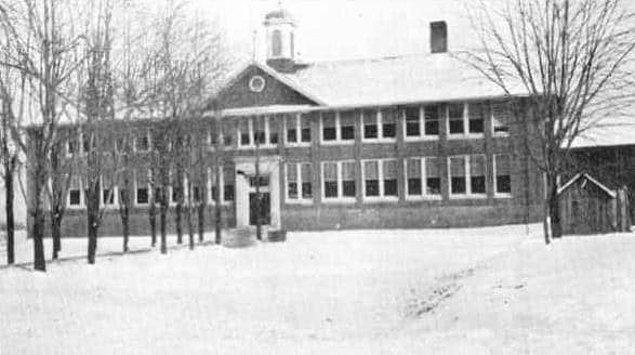 2. Bath Okul Faciası, 1927