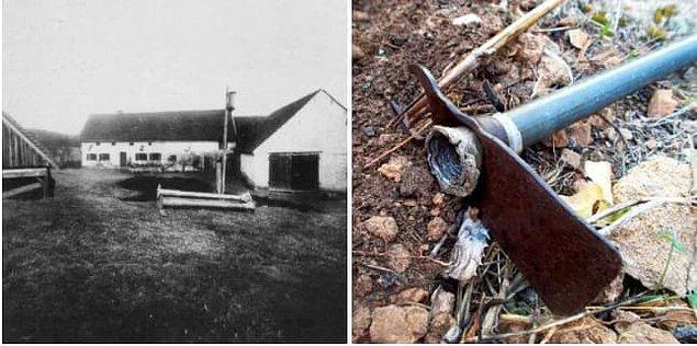 8. Hinterkaifeck Çiftlik cinayetleri, 1922