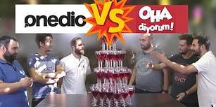 Onedio vs Oha Diyorum: Gerilimli Bardak Çekme Kapışması