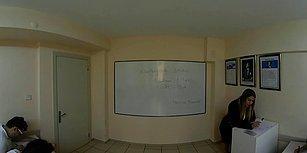 Sınavda Kopya Çekeni Bulabilecek misin? (360° Video)