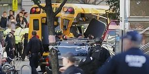 New York'ta Terör Saldırısı: '8 Kişi Hayatını Kaybetti'
