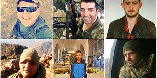 Evlere Ateş Düştü: Hakkari Şemdinli'de Şehit Düşen 8 Güvenlik Görevlisi