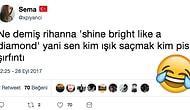 Ne Demiş Ünlü Şair Rihanna? İşte Biricik Riri'mizin Söylemiş Olması Muhtemel 23 Türkçe Şarkı Sözü