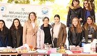 Pamukkale Üniversitesi Genç Eğitimciler Topluluğundan Örnek Davranış