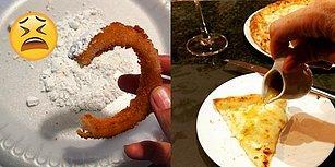 Dünyanın Sonu Gelse Yine de Bir Araya Gelmemesi Gereken 24 Yiyecek Kombini