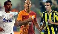 Süper Lig'de Forma Giyen En Yüksek Maaşlı 30 Futbolcu