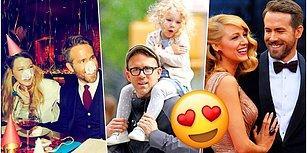 41 Kere Maşallah! Ryan Reynolds'ın Son Dönemin En Muazzam Kocası Olduğunun 13 Kanıtı