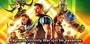 Marvel'ın Yeni Başyapıtı Thor: Ragnarok Hakkında Az Bilinen 15 Şaşırtıcı Gerçek