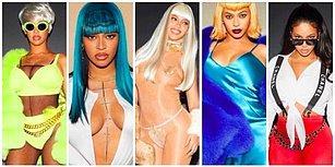 Beyoncé Efsanevi Rapçi Lil Kim'e Saygıda Kusur Etmedi ve Onu 5 Farklı Kostümle Canlandırdı!
