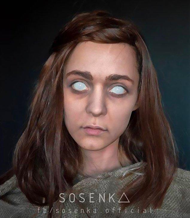 21. Arya Stark, Game of Thrones