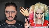 Kendi Geliştirdiği Makyaj Yeteneği ile Birçok Karaktere Can Veren Polonyalı Cosplay Sanatçısı