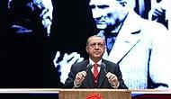 Erdoğan CHP'ye 'Amorf Bir Parti' Dedi ve Ekledi: 'Atatürk'ü Milletimizinden Kaçırmasına Rıza Göstermeyeceğiz'