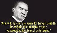 Dünyanın Atatürk'le İlgili Söylediği 49 Gurur Verici Söz