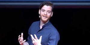 Kafaları Karıştıran Metin Hara TEDx Konuşması: Bu İnsanlar Ne Yapıyor?