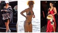 """Kraliçe Rihanna'nın Tüm Zamanların En Stil Sahibi """"Kötü Kız"""" Olduğunun 17 Kanıtı"""