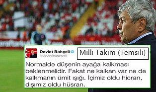 6. Maç 4. Mağlubiyet! Türkiye - Arnavutluk Maçının Ardından Yaşananlar ve Tepkiler