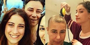 Bu Savaşı Kazanacaklar! Kansere Karşı İki Güçlü Kadın: Hazal Kaya ve Annesi Ayşegül Kaya