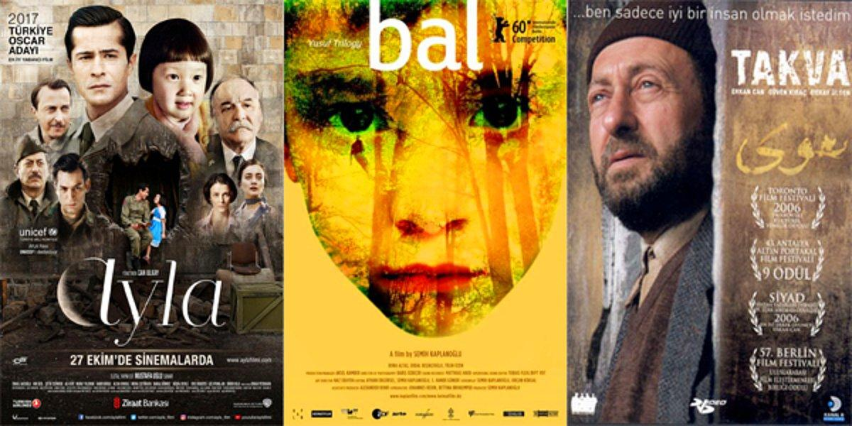 Film önerisi Yurt Dışında ödül Almış 23 Türk Filmi Onediocom