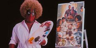 Marvel'ın Efsanelerinden Deadpool 2'den Bob Ross'lı Fragman