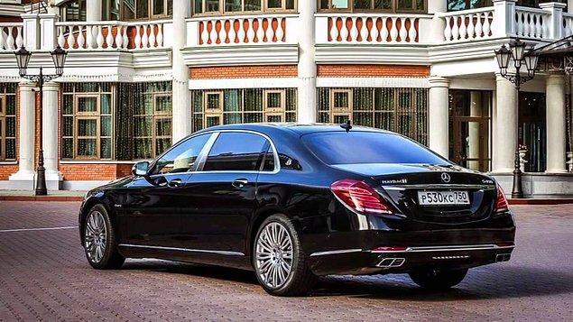 1 milyon 74 bin liradan 56 adet Mercedes S400 alınabilir.