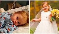 Dördüncü Açık Kalp Ameliyatından Önce En Yakın Arkadaşıyla 'Evlenmek' İsteyen 5 Yaşındaki Sophia!