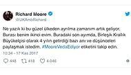 Hazırcevaplığı ve Hasta Beşiktaşlılığıyla Tanınan İngiliz Büyükelçi Richard Moore Türkiye'ye Veda Ediyor