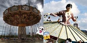 Altı Üstü Bir Bilet Parası! Lunaparkların Aslında Ürkütücü ve Tekinsiz Yerler Olduğunun 13 Kanıtı