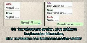 Hem Yara Bandı Hem Yaramız Whatsapp Gruplarında Yaşanması Muhtemel 15 Durum