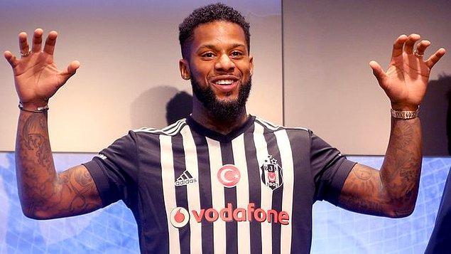 3. Jeremain Lens: (Sunderland➡ Beşiktaş)