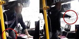 Görevden Men Edilip, Sertifikasına El Konuldu: İETT Şoförü Tartıştığı Yolculara Bıçak Çekti
