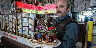 Kahvehanesine İlk Defa Gelenleri Yaptığı Şakalarla Troll'leyen Dayı