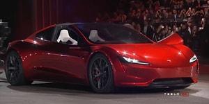 100 Kilometre Hıza 1.9 Saniyede Çıkan Tesla Roadster'ın Kalkış Anına Araç İçinden Tanıklık Etmek İster misiniz?