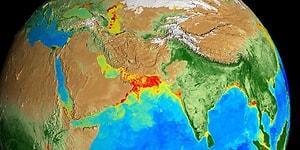 NASA, 20 Yıllık Görüntülerle Hazırladığı Video ile Dünya'nın Nefes Alış Verişini Gösterdi