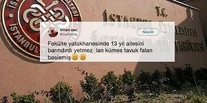 Kimsenin Ruhu Duymadı: İstanbul Tıp Fakültesi'ndeki Yatakhanede 13 Yıldır Ailesini Barındıran Hemşire