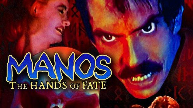 5. Manos: The Hands of Fate (1966) / IMDb Puanı: 1.7
