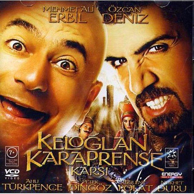14. Keloğlan Karaprens'e Karşı (2006) / IMDb Puanı: 1.9