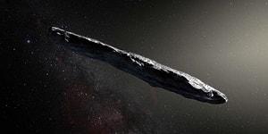 Yıldızlararası Bir Ziyaretçimiz Var! Tuhaf Şekliyle Güneş Sistemi'mize Giriş Yapan Gizemli Asteroit: 'Oumuamua'