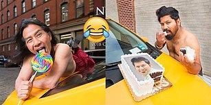 Trafik Kilit! New York'un Kahraman Taksicilerinin Hazırladığı Seksi 2018 Takvimi