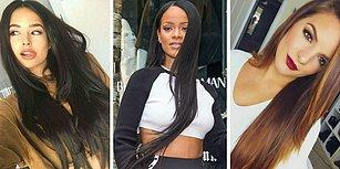 İyi de Nasıl Uzayacak Bu Saçlar? Bele Kadar Uzanan Havalı Rapunzel Saç Modası Geliyor