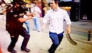 'Palalı Sabri' Gezi Parkı Civarında Ayağından Vuruldu