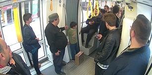 Kocaeli'de Tramvayda Yapılan Çocuk İşçiliği Sosyal Deneyi